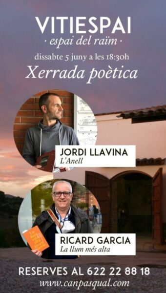 La Bustia xerrada Jordi Llavina i Ricard Garcia