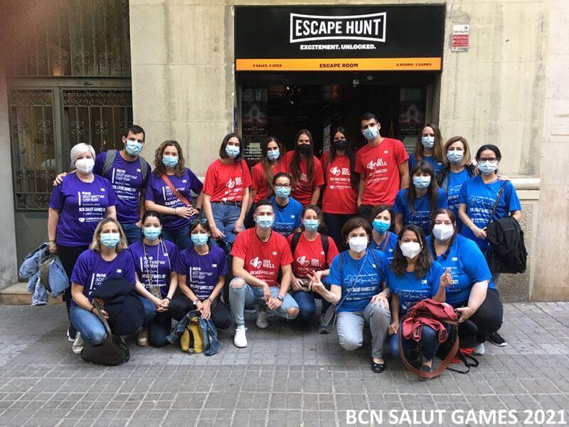 La Bustia BCN Salut Games 2021
