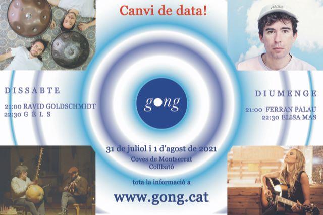 La Bustia Festival Gong Collbato 2021
