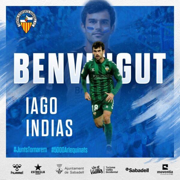 La Bustia Iago Indias Sabadell