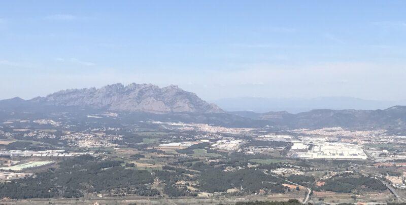 La Bustia Montserrat i voltants