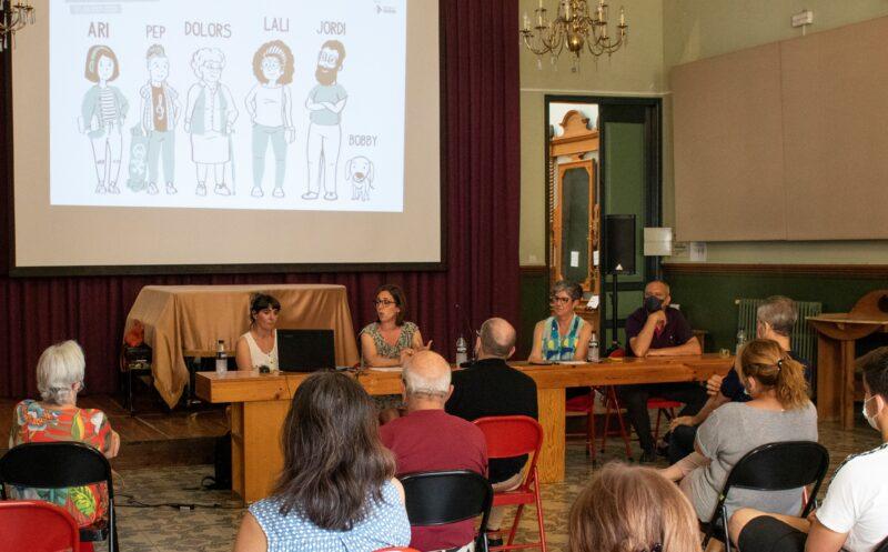 La Bustia campanya civisme Gelida