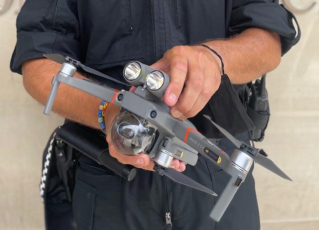 La Bustia drons Policia Local Sant Esteve (1)