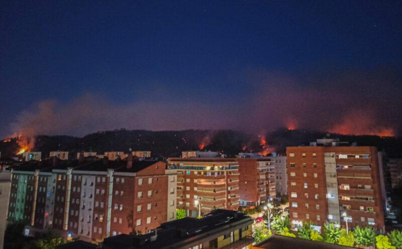 La Bustia incendi Castellvi Martorell 13 juliol 2021 17
