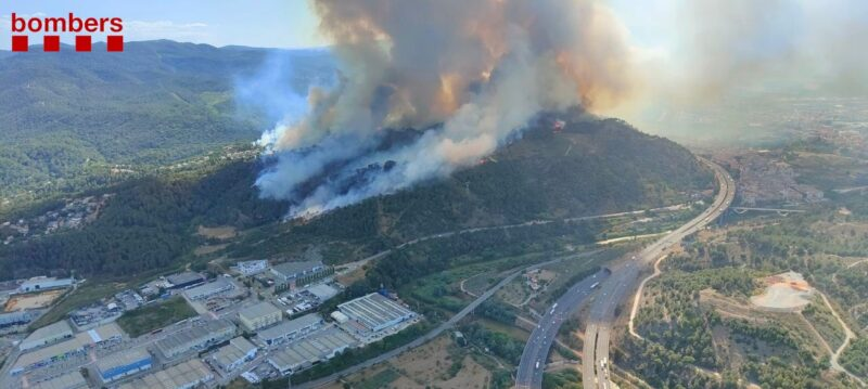 La Bustia incendi Martorell 13 juliol 2021 4