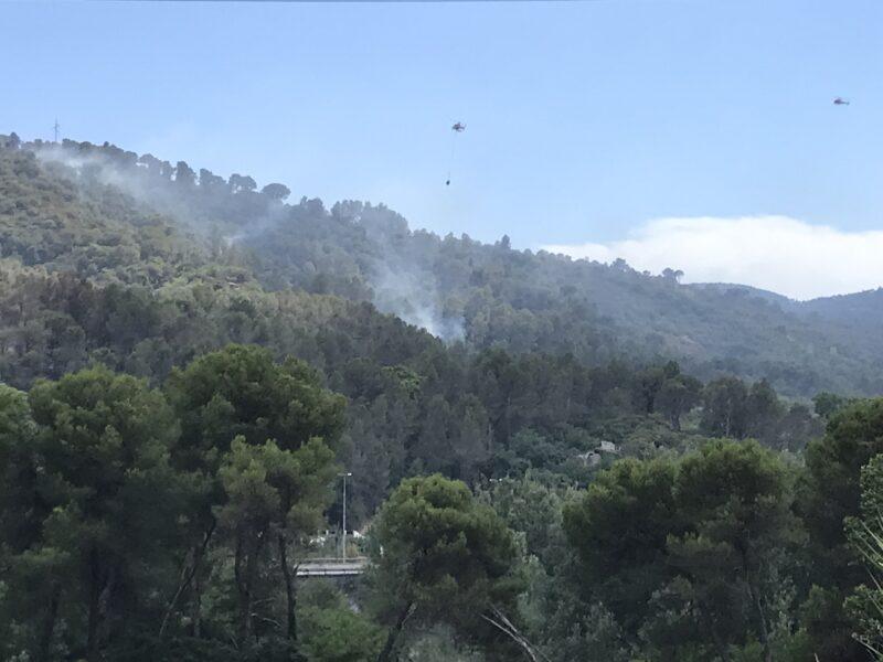 La Bustia incendi Martorell Castellvi (2)