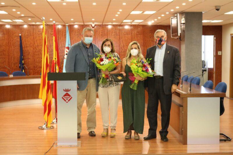 La Bustia medalla or Sant Andreu