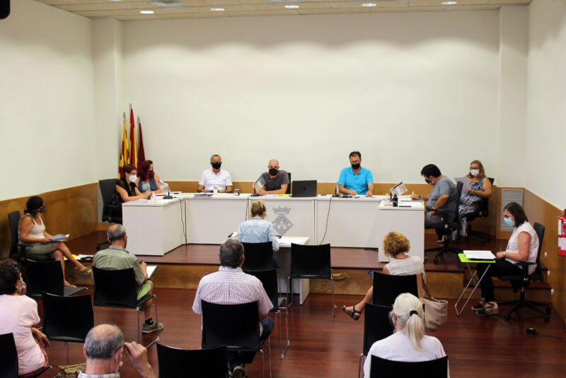 La Bustia ple juliol Castellvi