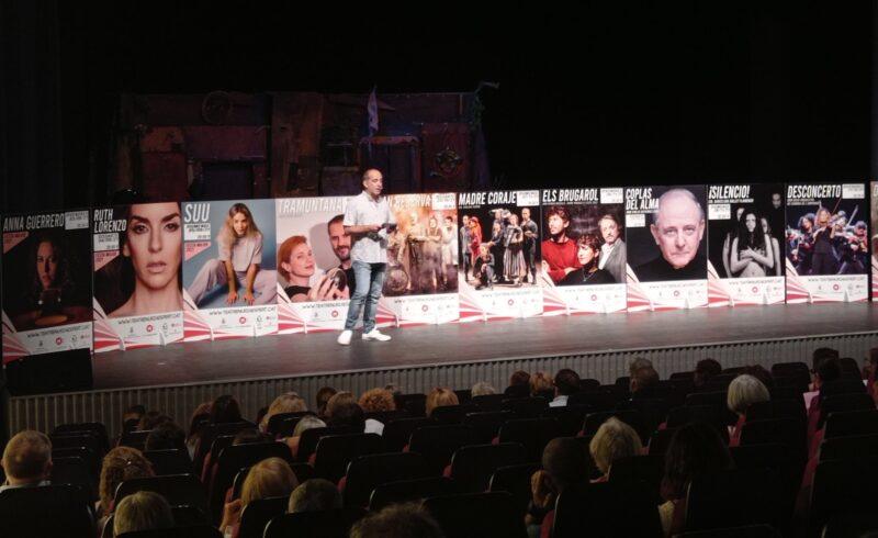 La Bustia progrmacio Teatre Nuria Espert