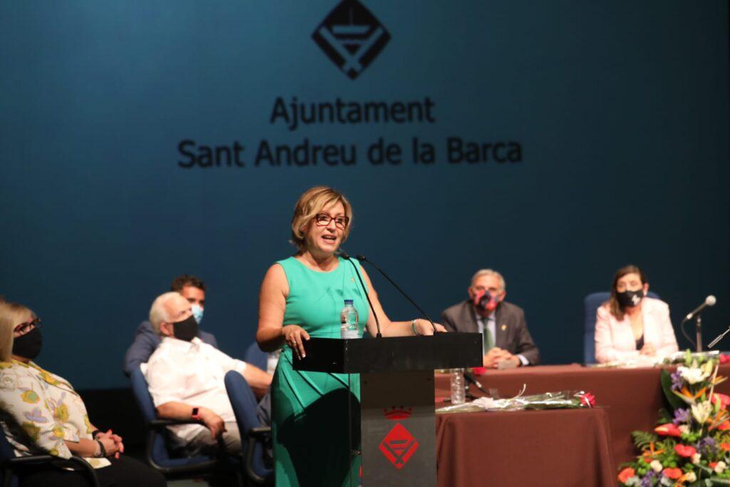 La Bustia Ana Alba alcaldessa Sant Andreu 3