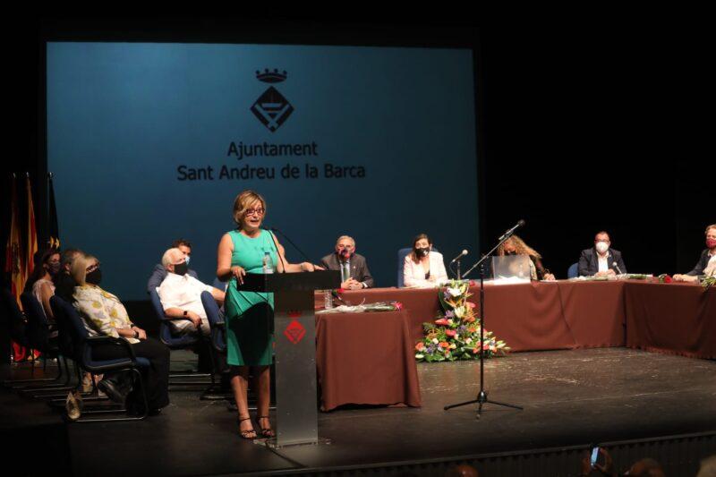La Bustia Ana Alba alcaldessa Sant Andreu 4