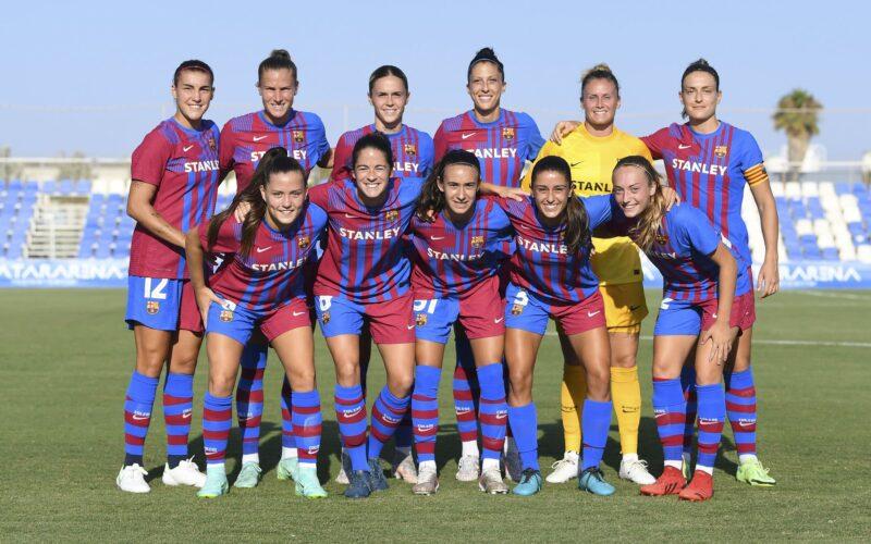 La Bustia Jana Fernandez 2021 equip Barcelona Sant Esteve