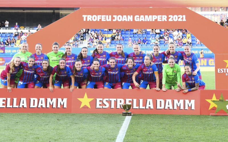 La Bustia Jana Fernandez Gamper 2021 Barcelona Sant Esteve