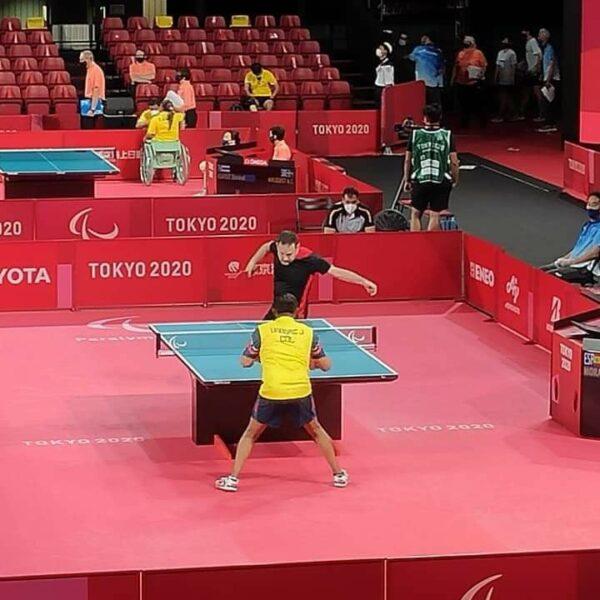 La Bustia Jordi Morales Jocs Paralimpics