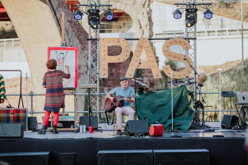 La Bustia Marc Parrot i Eva Armisen PAS Martorell 2021 (1)