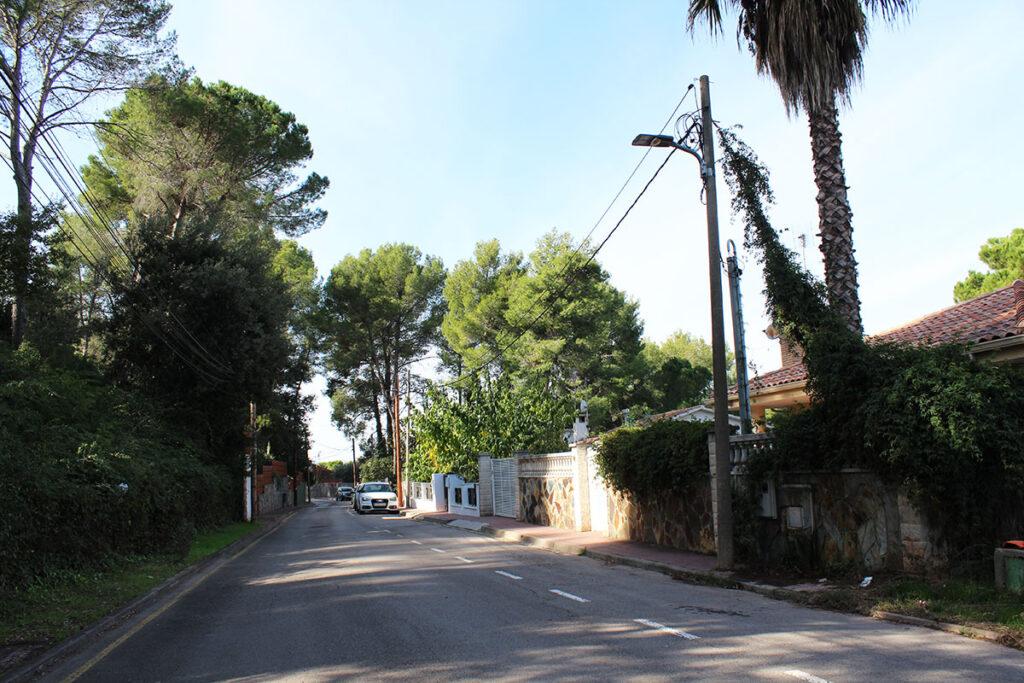 La Bustia carrer Mossen Damia Castellvi