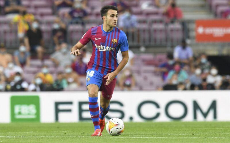 La Bustia debut Eric Garcia primer equip Barcelona Martorell