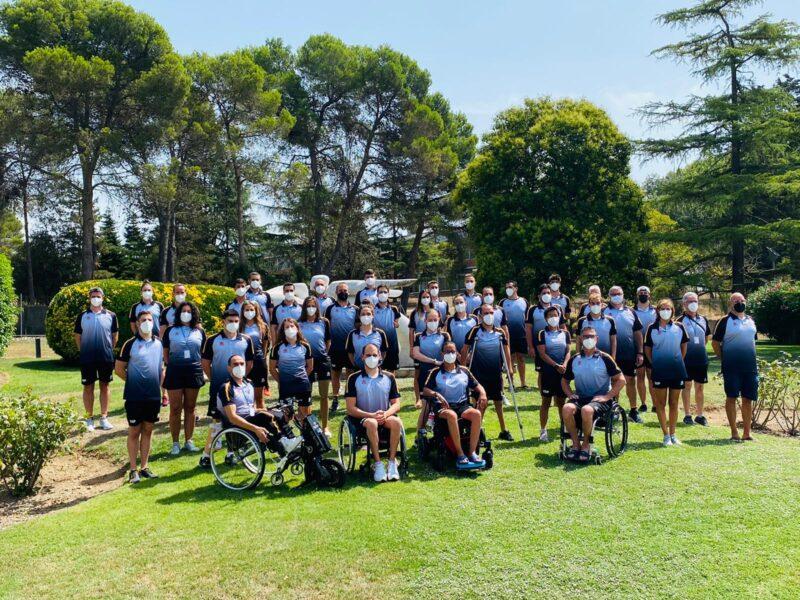 La Bustia equipo natacion Nuria Marq