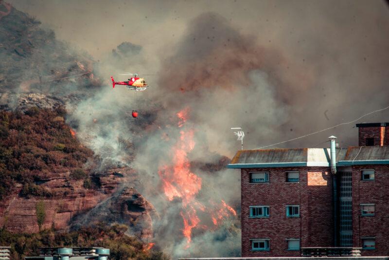 La Bustia incendi Castellvi Martorell 13 juliol 2021 Visual Media 2