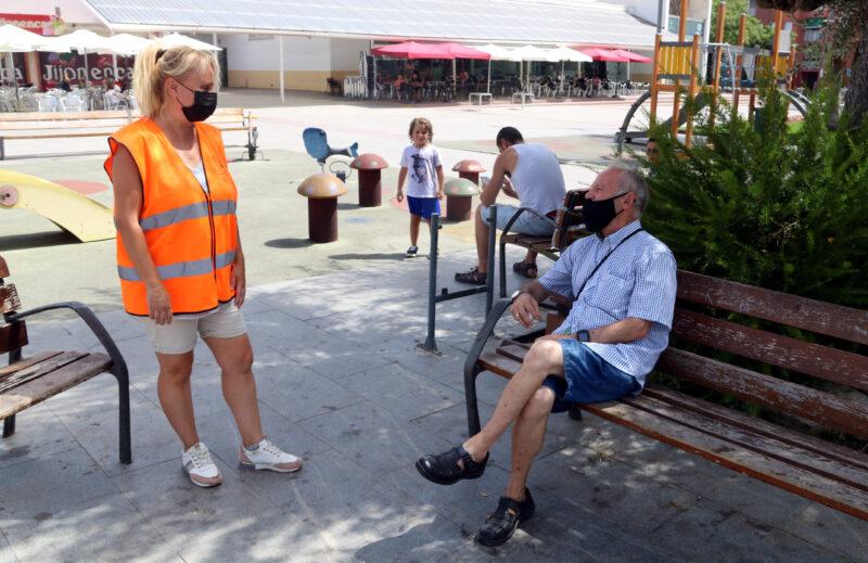 La Bustia teatre Nuria Espert agent civic Sant Andreu