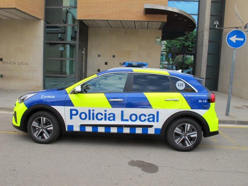 La Bustia vehicles Policia Local Sant Esteve (3)