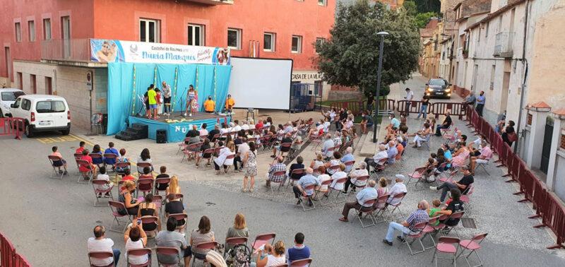 La Bustia Nuria Marques rebuda Castellvi (3)