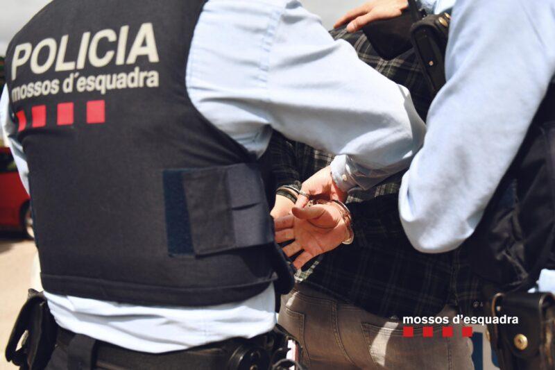 La Bustia detencio Esparreguera