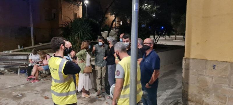 La Bustia incendi pis bloc Sant Bernat Olesa (4)