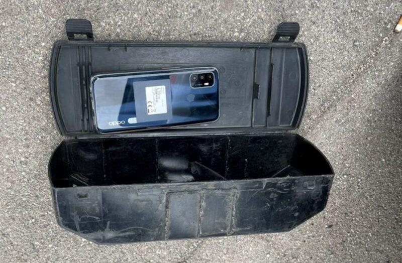 La Bustia mobil robatori