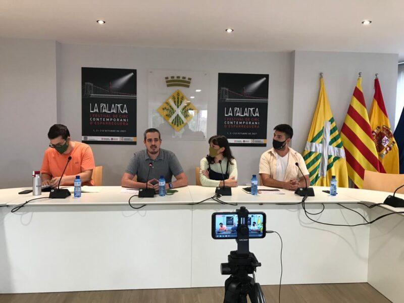 La Bustia presentacio La Palanca Esparreguera (3)