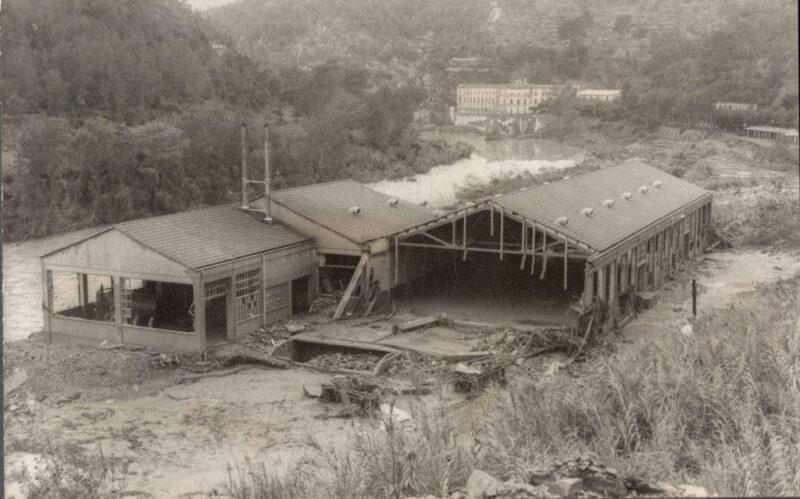 La Bustia riuada Olesa 20 setembre 1971 (1)
