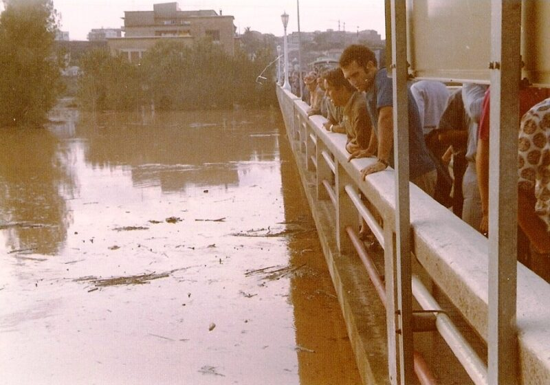 La Bustia riuada pont Anoia Martorell 20 setembre 1971 (2)