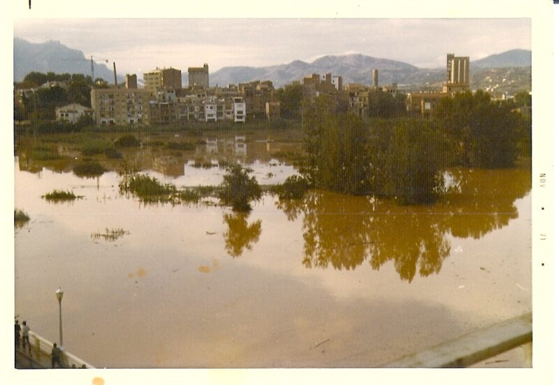 La Bustia riuada pont Anoia Martorell 20 setembre 1971 (3)