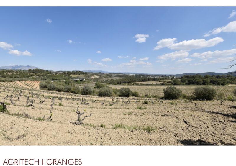 La Bustia 6 agritec 1 projecte Agroparc Penedes Gelida