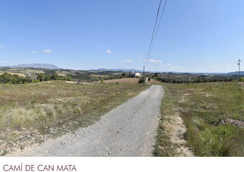 La Bustia 8 can mata 1 projecte Agroparc Penedes Gelida