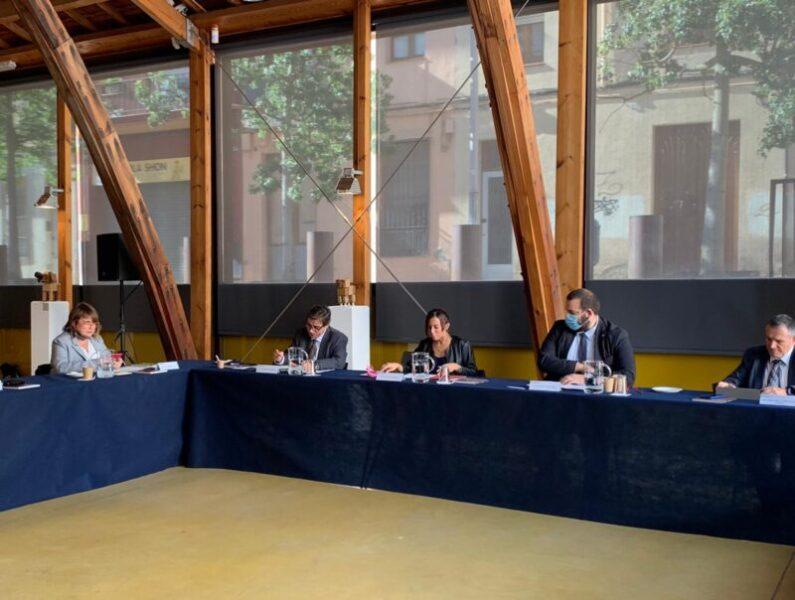 La Bustia Assemblea constituent Associacio Arc Metropolita (2)
