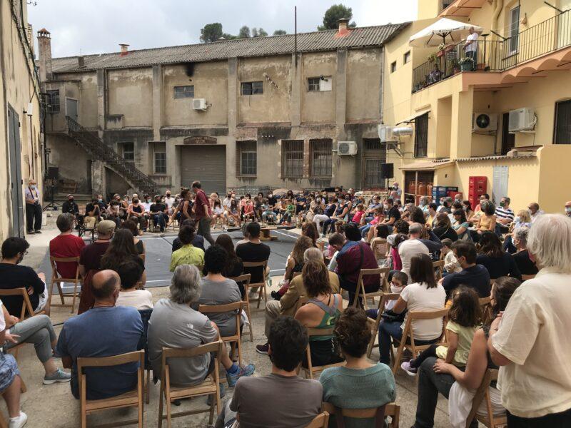 La Bustia I Festival La Palanca Colonia Sedo Esparreguera 1