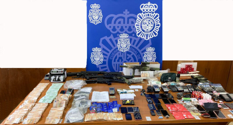 La Bustia organitzacio criminal Sant Andreu