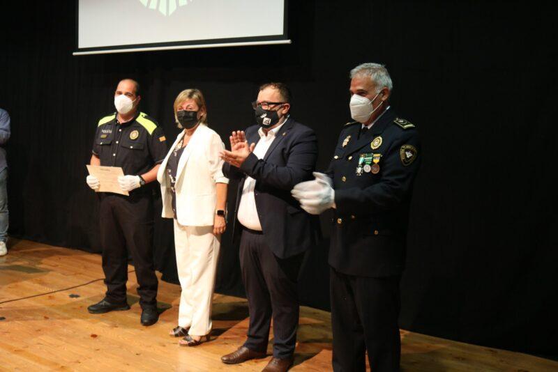 La Bustia reconeixements Policia Local Sant Andreu 1