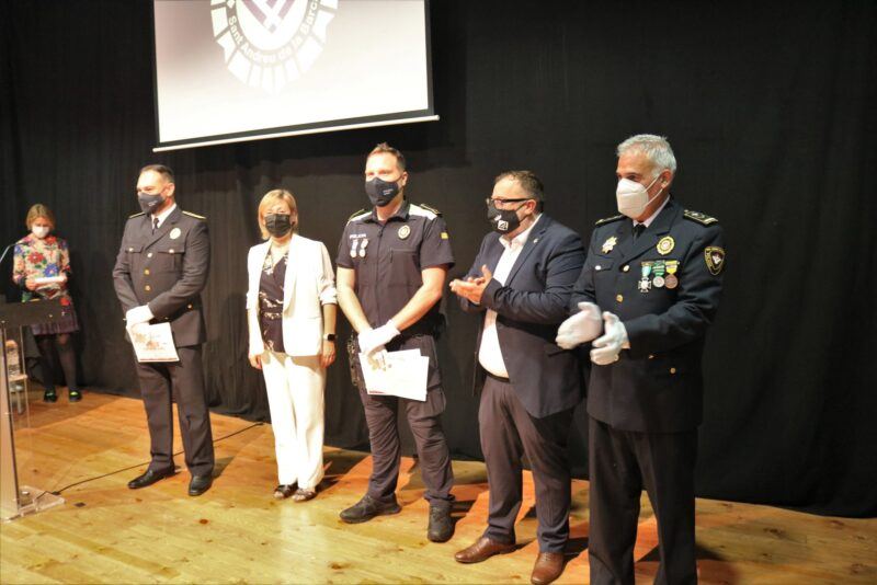 La Bustia reconeixements Policia Local Sant Andreu 2