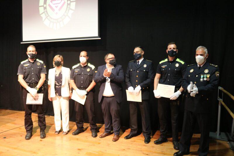 La Bustia reconeixements Policia Local Sant Andreu 3