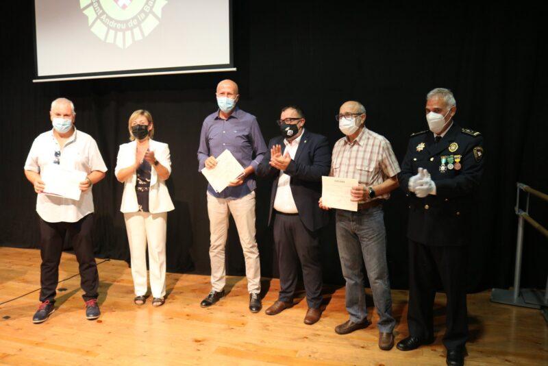La Bustia reconeixements Policia Local Sant Andreu 6